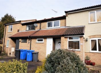 Thumbnail 1 bed terraced house for sale in Marshgreen Close, Alvaston, Derby
