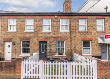 Thumbnail 2 bed terraced house for sale in Field Lane, Teddington