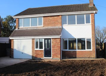 Thumbnail 4 bed detached house for sale in Elizabeth Way, Thurlby, Bourne