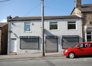Thumbnail Commercial property for sale in 85 & 87 Durham Road, Blackhill, Consett