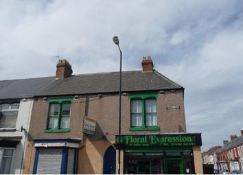 Thumbnail 2 bed flat to rent in Murray Street, Hartlepool
