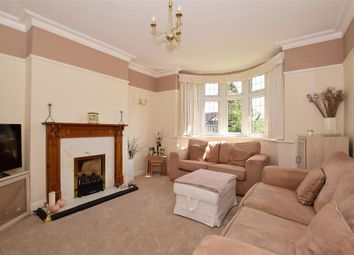 Thumbnail 3 bed semi-detached house for sale in Nutfield Road, Coulsdon, Surrey