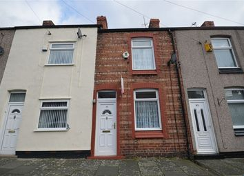 Thumbnail 2 bed terraced house for sale in Beaconsfield Road, New Ferry, Merseyside