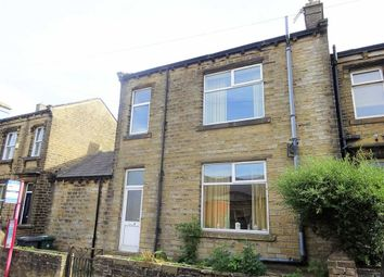 Thumbnail 3 bed terraced house for sale in Leymoor Road, Golcar, Huddersfield