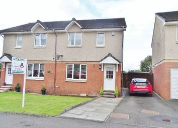 Thumbnail 3 bed semi-detached house for sale in Cragganmore, Tullibody, Alloa