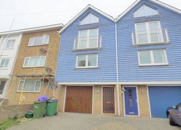 Thumbnail 3 bed semi-detached house for sale in Wilberforce Road, Sandgate, Folkestone