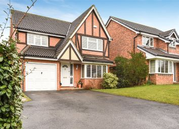 Thumbnail 4 bed detached house for sale in Shakespeare Way, Warfield, Berkshire