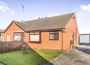 Thumbnail 2 bed bungalow for sale in Sandlewood Close, Holbeck, Leeds