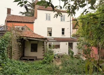 Thumbnail 4 bed town house for sale in Bove Town, Glastonbury