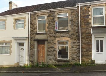 Thumbnail 2 bed terraced house to rent in Pleasant Street, Morriston, Swansea, City And County Of Swansea.