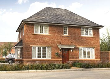 Thumbnail 4 bed detached house for sale in Brampton Lane, Northampton, Northamptonshire