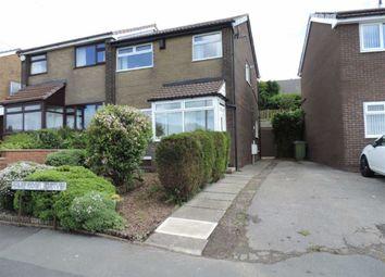 Thumbnail 3 bed semi-detached house for sale in Saffron Drive, Oldham
