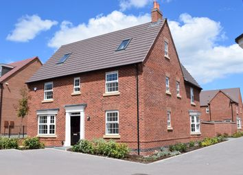 "Thumbnail 5 bed detached house for sale in ""Moorecroft"" at Main Road, Earls Barton, Northampton"