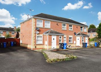 Thumbnail 2 bedroom flat to rent in Roseheath Close, Sunnyhill, Derby
