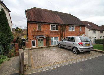 Thumbnail 3 bed semi-detached house to rent in Underwood Road, High Wycombe