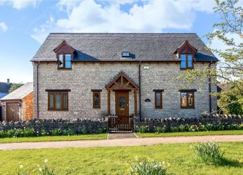 Thumbnail 4 bed detached house for sale in Broad Lane, Evenley, Brackley, Northamptonshire
