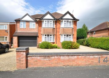 Thumbnail 4 bedroom detached house to rent in Alexander Avenue, Droitwich