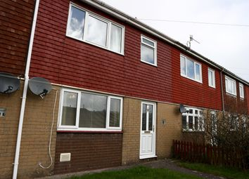 Thumbnail 3 bed terraced house for sale in Penlan View, Ynysfach, Merthyr Tydfil
