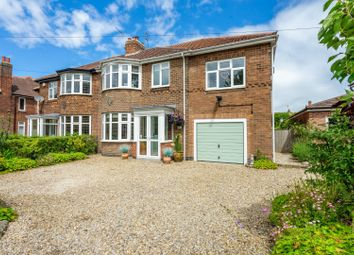 Thumbnail 5 bed semi-detached house for sale in Shipton Road, York