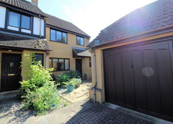 Thumbnail 3 bedroom end terrace house for sale in Cromwell Way, Pirton, Hitchin, Hertfordshire