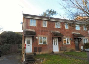 Thumbnail 2 bedroom end terrace house to rent in Llandegfedd Close, Thornhill, Cardiff