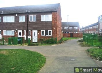 Thumbnail 3 bed end terrace house to rent in Fellowes Gardens, Peterborough, Cambridgeshire.