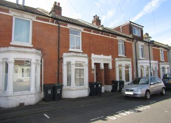 Thumbnail 2 bed terraced house to rent in Priory Road, Gosport