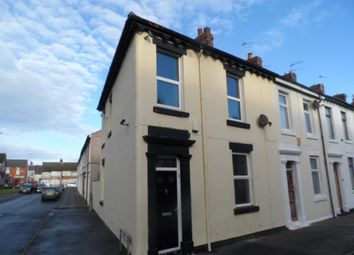 Thumbnail 2 bedroom end terrace house to rent in Handsworth Road, Blackpool