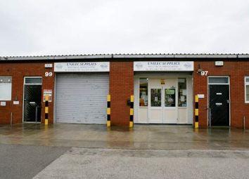 Thumbnail Warehouse for sale in Unit 97, Woodside Business Park, Birkenhead