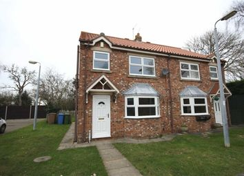 Thumbnail 3 bed semi-detached house to rent in Pinfold Court, Staithes Lane, Preston