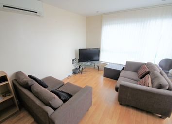 Thumbnail 3 bed flat to rent in Rusholme Place, Manchester