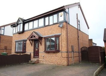 Thumbnail 3 bed semi-detached house for sale in Chesterton Court, Horbury, Wakefield