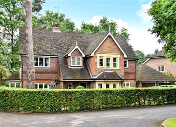 Thumbnail 5 bed detached house for sale in The Spinney, Camberley, Surrey