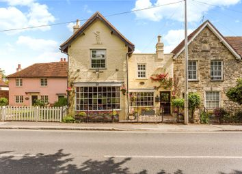 Thumbnail 4 bedroom terraced house for sale in The Green, Writtle, Chelmsford