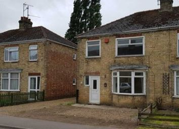 Thumbnail 3 bed property to rent in Osborne Road, Wisbech