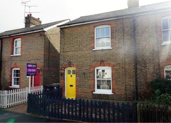Thumbnail 3 bed semi-detached house for sale in East Street, Rochford