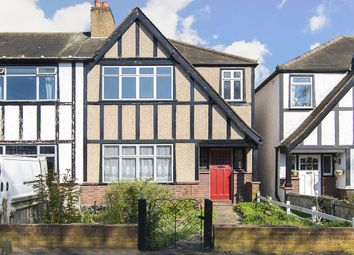 Thumbnail 3 bed terraced house for sale in Burstow Road, Wimbledon