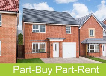 "Thumbnail 4 bed detached house for sale in ""Windermere"" at Coulson Street, Spennymoor"