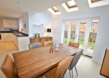 Thumbnail 4 bed property for sale in Crabtree Drive, Malton