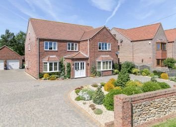Thumbnail 5 bed detached house for sale in Short Lane, West Halton, Scunthorpe
