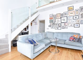 Thumbnail 2 bedroom maisonette for sale in Weston Road, Chiswick, London