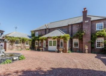 Thumbnail 4 bed detached house for sale in Willow Grange, Northallerton, North Yorkshire