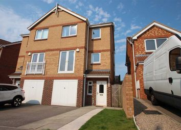 Thumbnail 3 bed semi-detached house for sale in The Chequers, Templetown, Consett