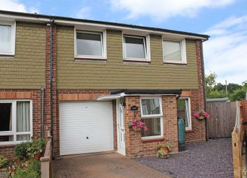 Thumbnail 3 bed end terrace house for sale in Testbourne Road, Totton, Southampton