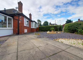 Thumbnail 2 bed semi-detached bungalow for sale in New Avenue, Draycott, Stoke-On-Trent