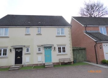 3 bed semi-detached house for sale in Maes Yr Ehedydd, Johnstown, Carmarthen SA31