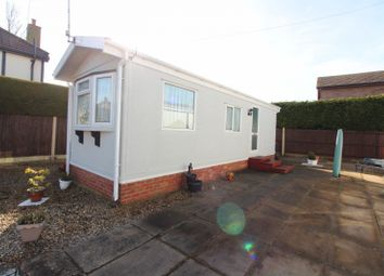 Thumbnail 1 bed mobile/park home for sale in Beverley Court, Gorleston