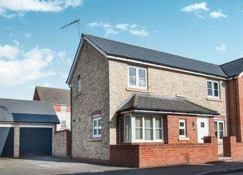 Thumbnail 3 bed semi-detached house for sale in Holbeach Drive, Kingsway, Gloucester, Gloucestershire