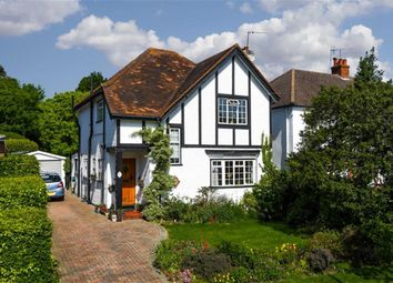 Thumbnail 3 bed detached house for sale in Lower Hill Road, Epsom, Surrey