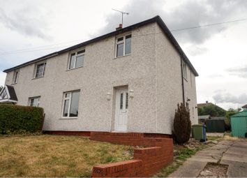 Thumbnail 3 bed semi-detached house to rent in Edale Road, Chesterfield